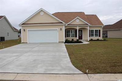 Conway SC Single Family Home For Sale: $165,085