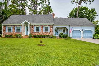 Myrtle Beach Single Family Home For Sale: 7607 Glenwood Dr.