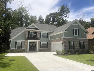 Myrtle Beach Single Family Home For Sale: 2544 Ellerbe Circle