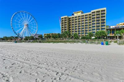 Myrtle Beach Condo/Townhouse For Sale: 1200 N Ocean Blvd #711
