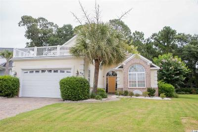 North Myrtle Beach Single Family Home For Sale: 404 Ocean Pointe Ct.
