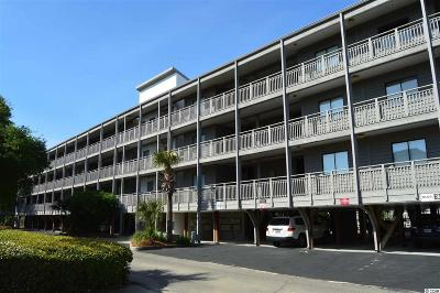 Myrtle Beach Condo/Townhouse For Sale: 9581 Shore Drive #221