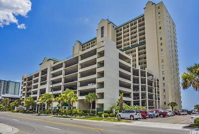 North Myrtle Beach Condo/Townhouse For Sale: 102 N Ocean Blvd. #1406