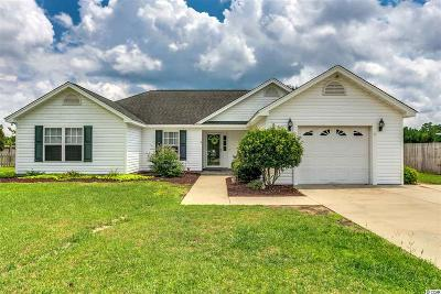 Conway SC Single Family Home For Sale: $179,000