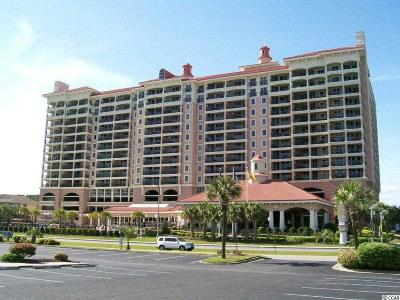 North Myrtle Beach Condo/Townhouse For Sale: 1819 N Ocean Blvd #9021