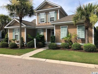 North Myrtle Beach Single Family Home For Sale: 553 Olde Mill Drive