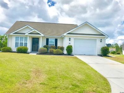 Myrtle Beach Single Family Home For Sale: 709 Kennoway Ct.