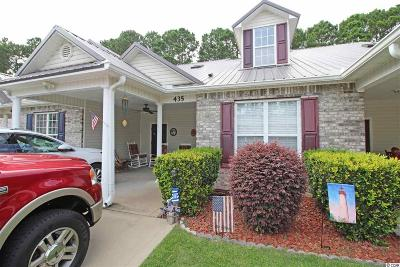 Longs Condo/Townhouse For Sale: 435 Colonial Trace Drive #435