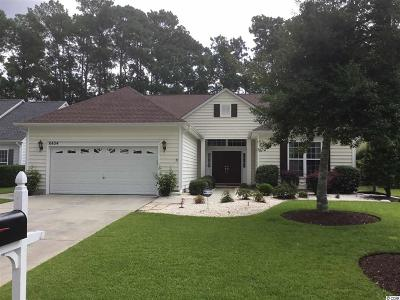 Murrells Inlet Single Family Home For Sale: 6454 Somersby