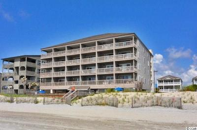 Garden City Beach Condo/Townhouse For Sale: 410 N Waccamaw Drive, Unit 204 #204