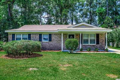Myrtle Beach Single Family Home For Sale: 4031 Halyard Way