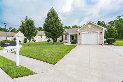 Myrtle Beach Single Family Home For Sale: 6059 Quinn Road