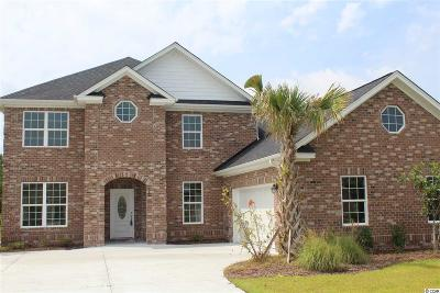 Myrtle Beach Single Family Home For Sale: 1385 Bermuda Grass Drive
