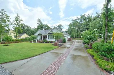 Pawleys Island Single Family Home For Sale: 235 Aspen Loop