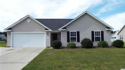 Myrtle Beach Single Family Home For Sale: 542 Carolina Woods Dr.