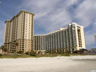 Myrtle Beach Condo/Townhouse For Sale: 9994 Beach Club Drive #1004 #1004