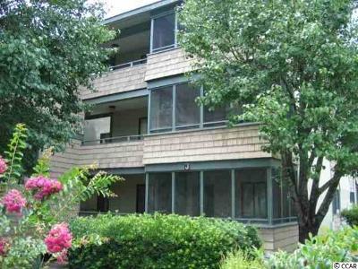 Myrtle Beach Condo/Townhouse For Sale: 250 Maison Drive #J-10
