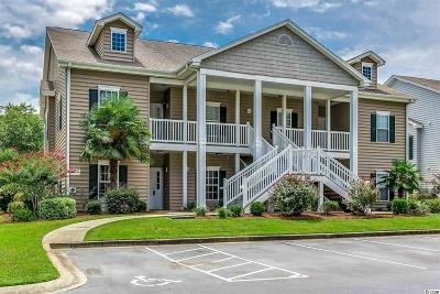 Murrells Inlet Condo/Townhouse For Sale: 613 Sunnyside Drive #101