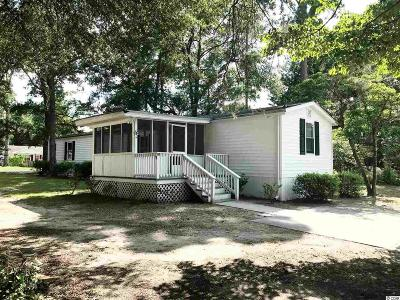 North Myrtle Beach Single Family Home For Sale: 2420 Little River Neck Road