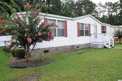 Myrtle Beach Single Family Home For Sale: 420 Southern Pines Dr
