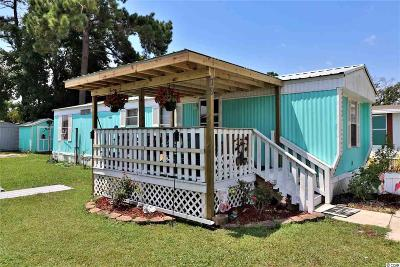 North Myrtle Beach Single Family Home For Sale: 79 Princess Drive