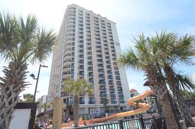 Myrtle Beach Condo/Townhouse For Sale: 3000 N Ocean Blvd. #1803