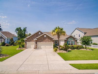 North Myrtle Beach Single Family Home For Sale: 1403 Turtle Court