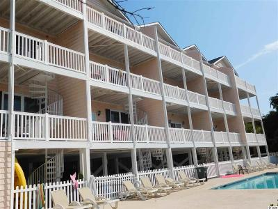 North Myrtle Beach Condo/Townhouse For Sale: 300 33rd Avenue S. #210