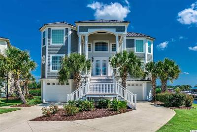 North Myrtle Beach Single Family Home For Sale: 1404 Marina Bay Dr.