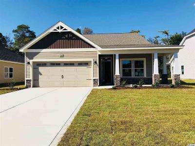 Myrtle Beach Single Family Home For Sale: 168 Legends Village Drive