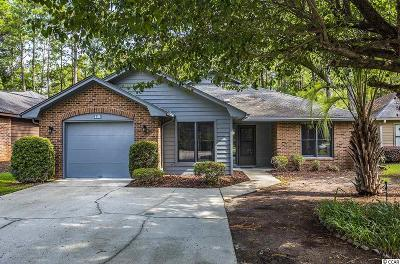 Myrtle Trace Single Family Home For Sale: 115 Boxwood Ln.