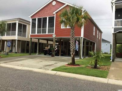 North Myrtle Beach Single Family Home For Sale: 719 Ashland Ave