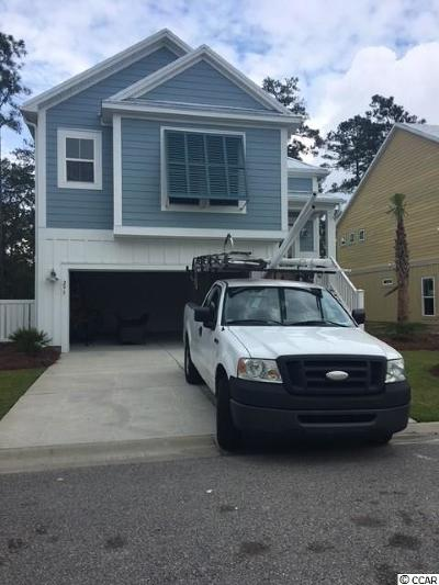Murrells Inlet Single Family Home Active-Pend. Cntgt. On Financi: 293 Splendor Circle