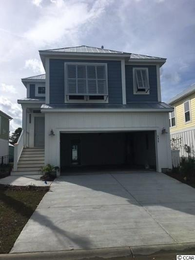 Murrells Inlet Single Family Home For Sale: 535 Chanted Drive