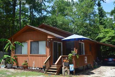 Little River SC Single Family Home For Sale: $163,995
