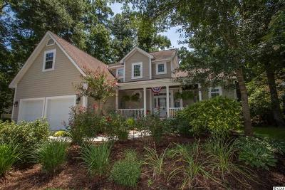 North Myrtle Beach Single Family Home For Sale: 4966 South Island Dr