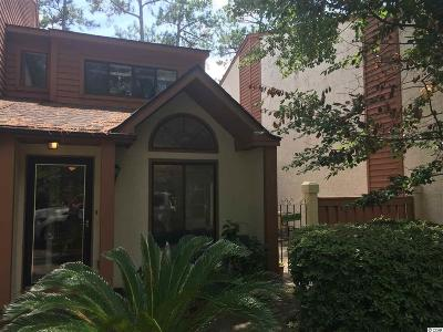 Surfside Beach Condo/Townhouse For Sale: 617 13th Avenue South #123