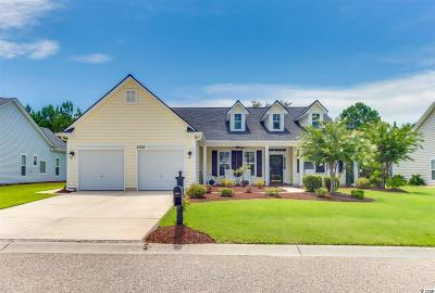 North Myrtle Beach Single Family Home For Sale: 4658 Ironwood Dr.