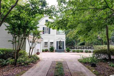Murrells Inlet Single Family Home Active-Pending Sale - Cash Ter: 4505 Carriage Run Dr.