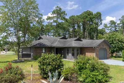 Myrtle Trace Single Family Home For Sale: 107 Laurelwood Ln.