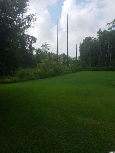 Georgetown County, Horry County Residential Lots & Land For Sale: 4730 Julious Ln.