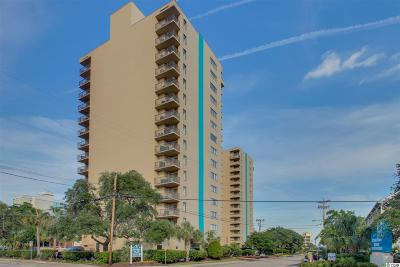 Myrtle Beach Condo/Townhouse For Sale: 210 75th Ave. N #PH II 41