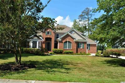 Murrells Inlet Single Family Home For Sale: 4468 Firethorne Dr.