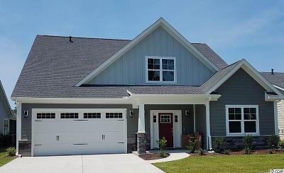 North Myrtle Beach Single Family Home For Sale: 1109 Bonnet Drive