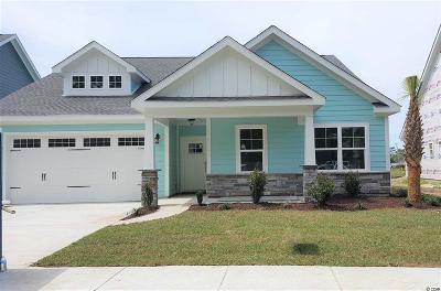 North Myrtle Beach Single Family Home For Sale: 1121 Bonnet Drive