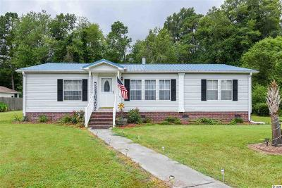 Loris Single Family Home For Sale: 347 Bright Leaf Rd