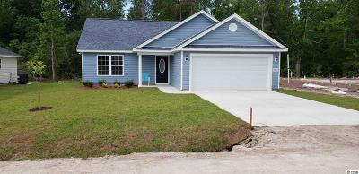 Loris Single Family Home For Sale: Tbd South Bend St.