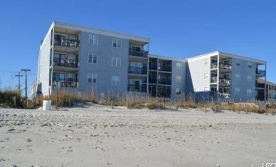 Garden City Beach Condo/Townhouse For Sale: 200 N Waccamaw Dr. #3-D
