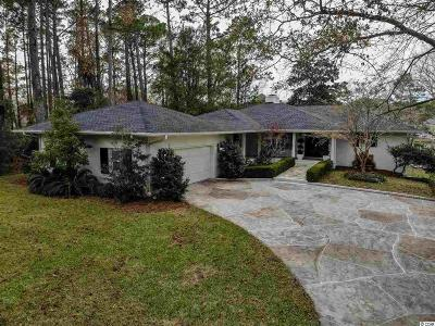 Myrtle Beach Single Family Home For Sale: 103 Green Lake Drive