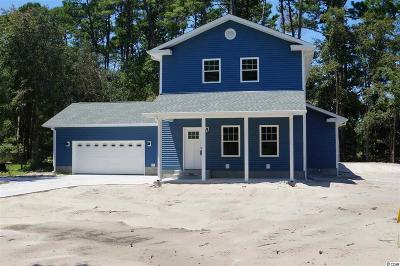 Pawleys Island Single Family Home For Sale: 37 Graham Way